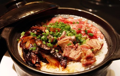 味臻美中式营养快餐味觉享受