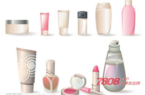 倩梦化妆品加盟