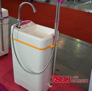 皇明移动洗澡机多少钱