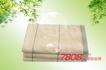竹莱纺竹纤维用品加盟