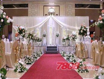 赫柏婚礼策划加盟
