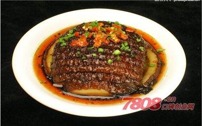 千盅粟五谷蒸菜加盟