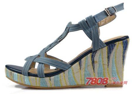 芭迪女鞋加盟