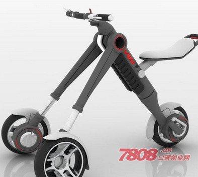 折叠电动自行车品牌哪个好