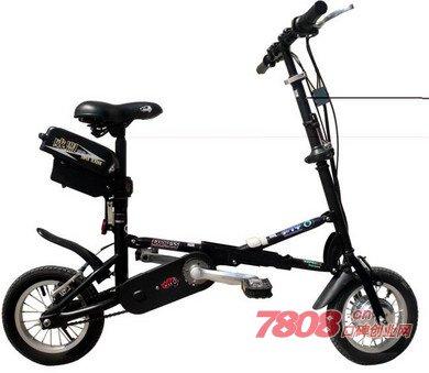 微型折叠电动自行车怎么样