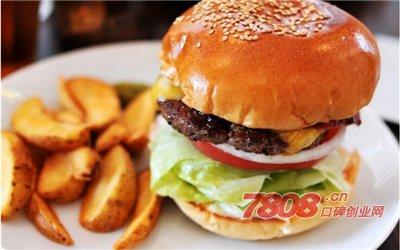 开卡乐滋快餐加盟店成本需要多少