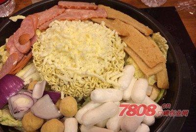 年糕火锅,韩国年糕火锅,年糕火锅加盟