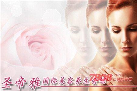 圣帝雅国际美容美体加盟赚钱吗
