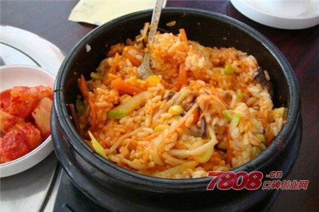 美石记韩式石锅拌饭