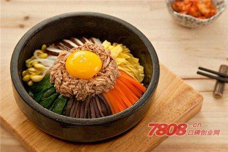 正一味石锅拌饭加盟费多少钱