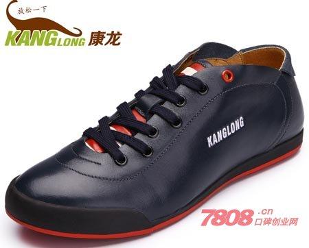 康龙休闲鞋官网
