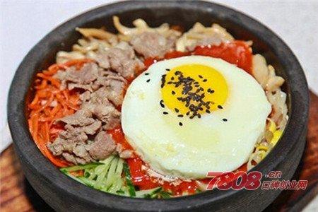 美石记韩式石锅饭加盟 创业好项目