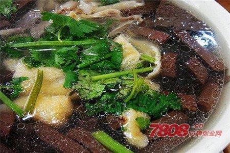 深圳回味鸭血粉丝汤加盟赚钱吗