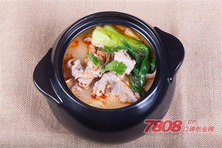 怎样加盟阿宏砂锅饭