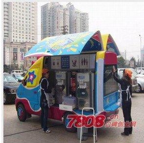 奶茶冰激凌设备