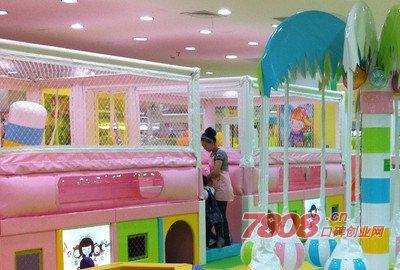 儿童乐园加盟,游乐园加盟,乐之翼