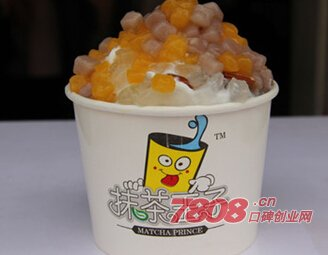 郑州抹茶炒酸奶加盟店