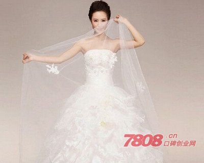 婚纱店加盟