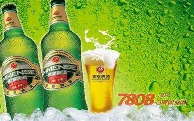 银麦啤酒代理加盟