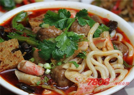 北京九宫煮麻辣烫怎么加盟