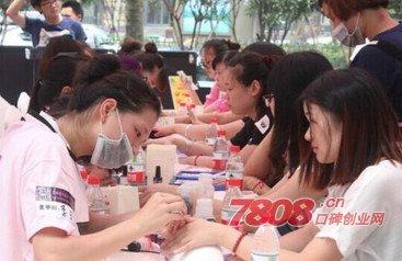 北京河狸家美甲加盟,北京河狸家美甲,河狸家美甲