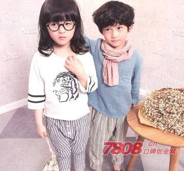 童装加盟哪个(什么)牌子好,童装加盟店10大品牌排行,今明娃娃童装