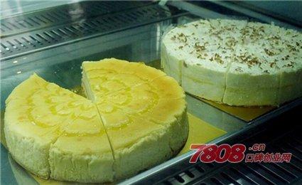 千层家猫山王甜品店加盟