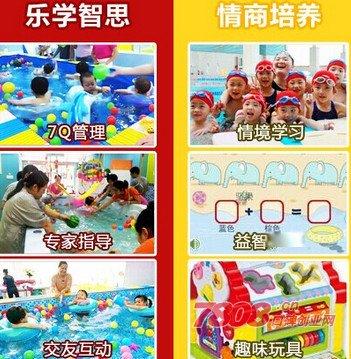 广州婴儿游泳馆加盟,童博士,婴儿游泳馆