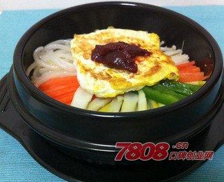 韩式石锅拌饭加盟哪家好