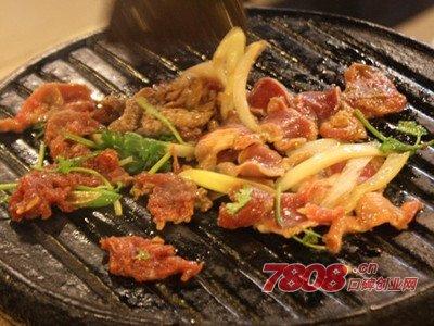 厚味居老北京炙子烤肉加盟多少钱