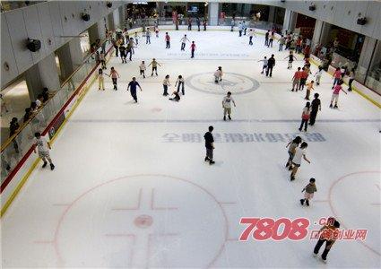 现在开一个溜冰场赚钱吗