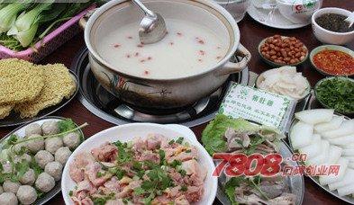 广州有福气猪肚鸡加盟电话热线多少
