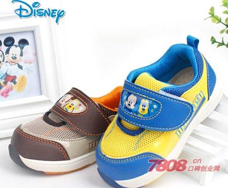 迪士尼童鞋加盟要多少钱/加盟迪士尼童鞋费用多少