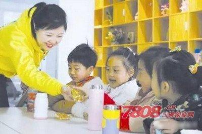 武汉,80后辣妈创业,幼儿托管中心,成功案例