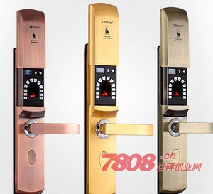 亚太天能指纹锁代理要多少钱,亚太天能指纹锁