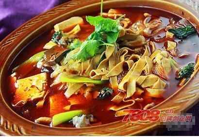 上海蜀地冒菜加盟