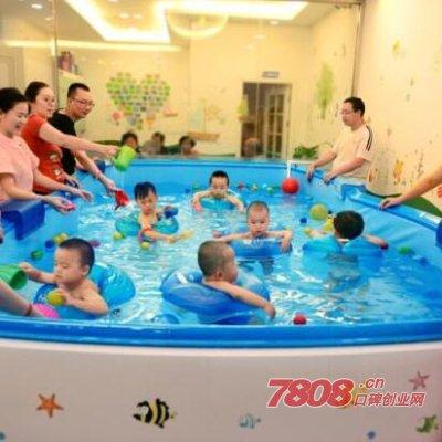 想在小区旁边开家婴儿游泳馆能挣钱吗