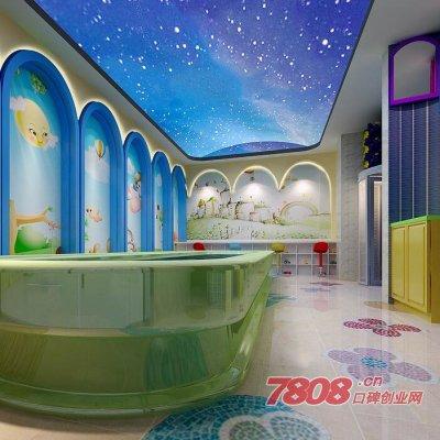 在县城开一家婴儿游泳馆能赚钱吗