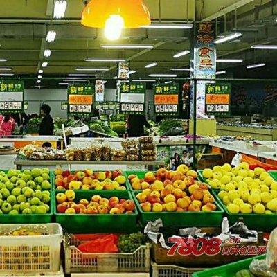 农贸市场做什么生意最挣钱