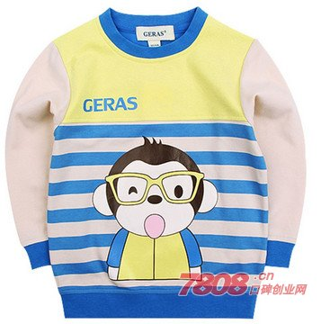 geras童装加盟品牌介绍 怎么样加盟?