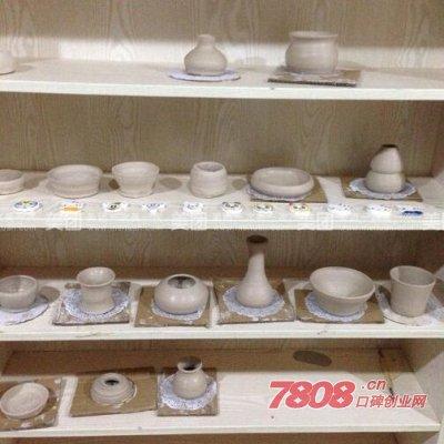 开一个DIY陶艺吧需要多少钱