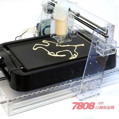 3D煎饼打印机在哪有卖多少钱一台