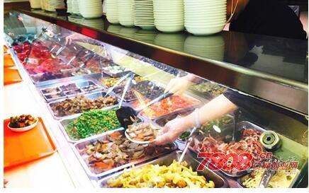 饭米粒,中式快餐加盟