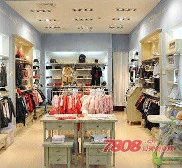 开一家童装店一个月能赚多少钱?