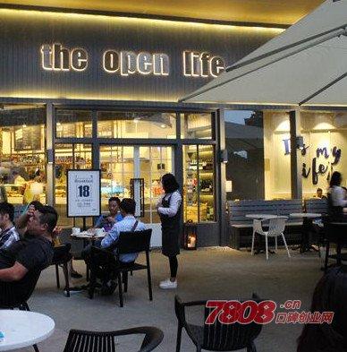 万象城THE OPEN LIFE餐厅电话是多少