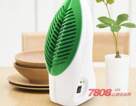 叶子空气净化器加盟支持有哪些?