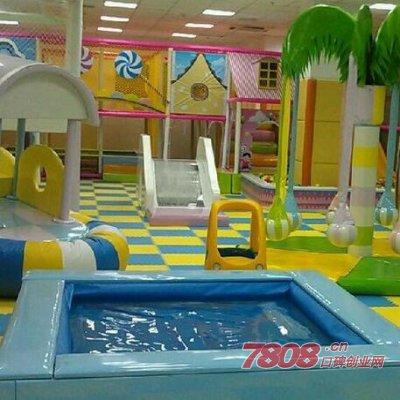 办个室内儿童游乐场需要多少钱