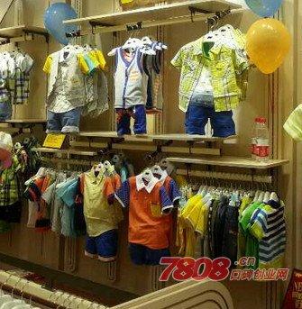 童装加盟十大品牌 童装加盟什么品牌优势多?