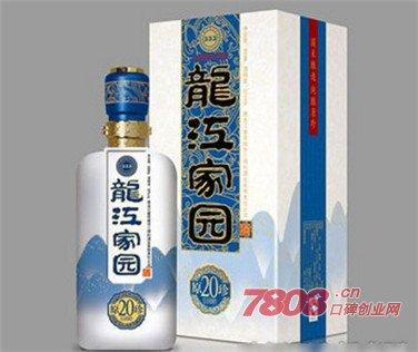 龙江家园酒代理,龙江家园酒,白酒代理